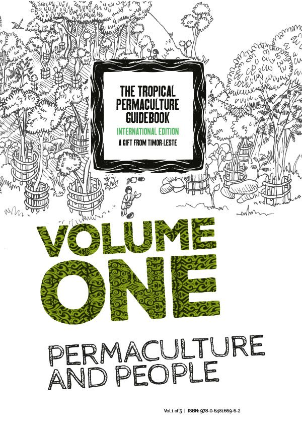 Vol1. Permaculture and people