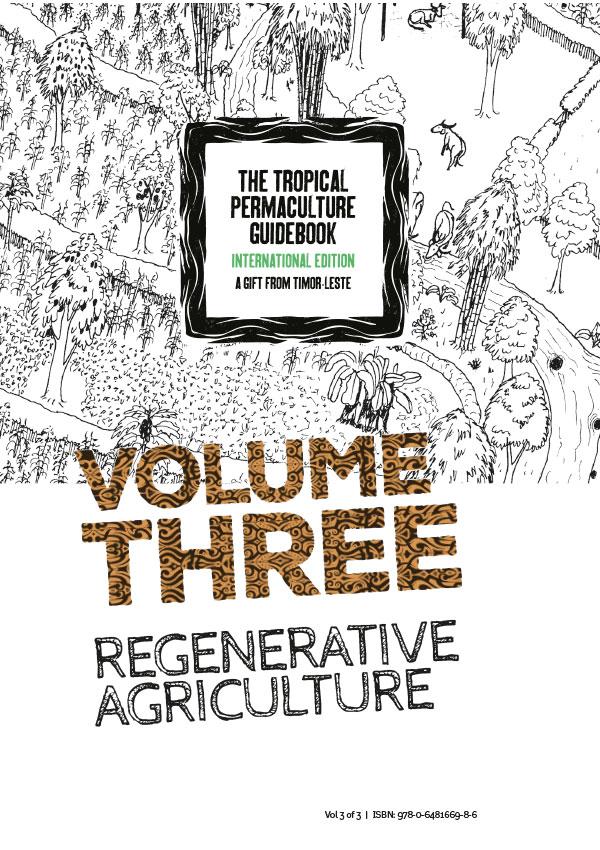 Vol3. Regenerative agricultutre